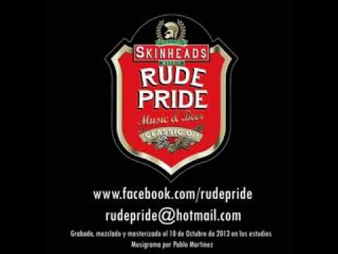 RUDE PRIDE  - My Way Of Life (2013)