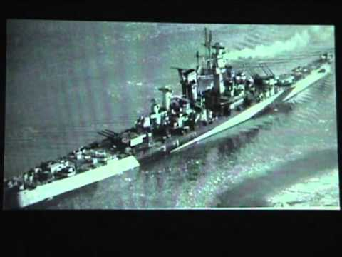 USS Guam and USS Fall River