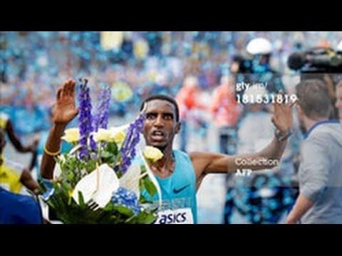 Eritrea: Nigusse Amlesom ranks 2nd in United Arab Emirates half-marathon   Eri-TV News