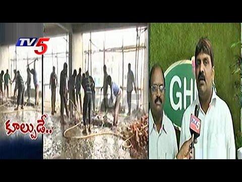 Mayor Bonthu Ram Mohan Talks on Demolition Of Illegal Buildings   TV5 News