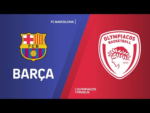 FC Barcelona - Olympiacos Piraeus Highlights | EuroLeague, RS Round 9