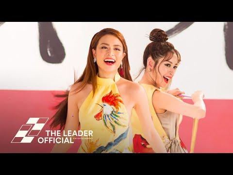 Hoàng Thuỳ Linh ft. Chi Pu - Đón Xuân Tuyệt Vời (Official MV)