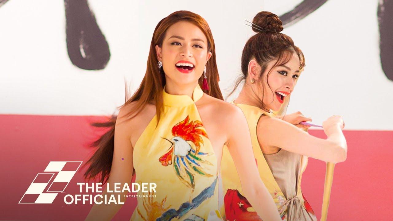 Đón Xuân Tuyệt Vời (Official MV) | Hoàng Thùy Linh F.T Chi Pu