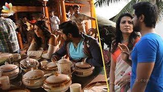 3 Gante 30 Dina 30 Second Movie Making : Aru Gowda | Kavya Shetty | Madhusudan