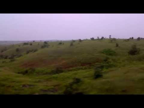 Traveling through Madhya Pradesh during Monsoons