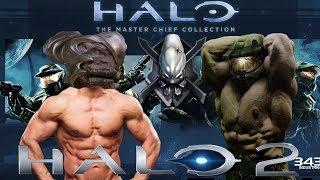 Halo 2 CO-OP legendary run Mission 7