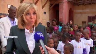 Brigitte Macron sur son rôle de Première dame: