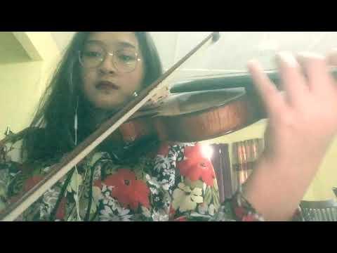OST Filem Dukun - Merana Jiwa ( violin cover )