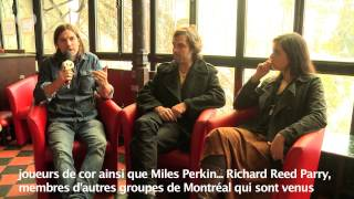 """Interview de The Barr Brothers - """"Sleeping Operator"""""""