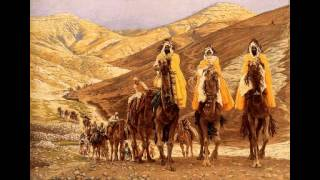 Три мага в пустыне