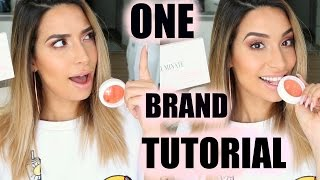 ONE BRAND TUTORIAL: BH Cosmetics + LIVE TEST!
