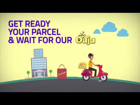 Ouja - Instant Delivery, Auto-Rickshaw & Taxi App – Apps on