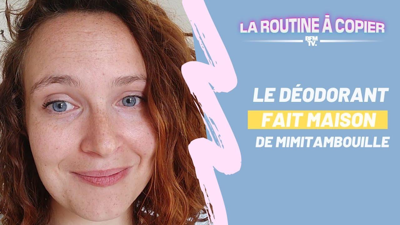 Une recette de déodorant fait maison par MimiTambouille - YouTube