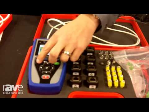 CEDIA 2015: Platinum Tools Exhibits Net Prowler Cable Tester With TDR Technology