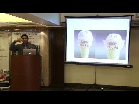 Surgeons Speech from Aayush Eye Clinic