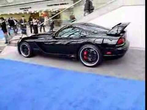2008 Special Edition Hennessey Venom 700NM