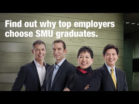 Top employers share thoughts on SMU fresh grads
