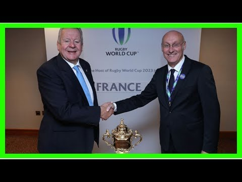 2023 rugby world cup - france's winning bid built on financial muscle- News E