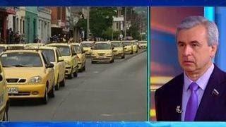 Лысаков: ситуация вокруг Uber - это конфликт новых и старых технологий