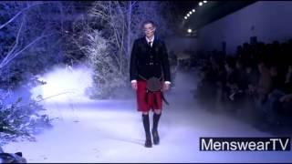 Moncler Gamme Bleu Menswear AW13 Runway Fall Winter 2014 Thumbnail