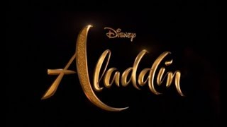 Aladdin Trailer Review 2019