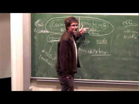 CS3 lecture 25: Design in Computing - Richard Buckland (draft) UNSW COMP2911