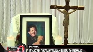 Musisi Jazz Indonesia Ireng Maulana Meninggal Dunia - INews Malam 06/03