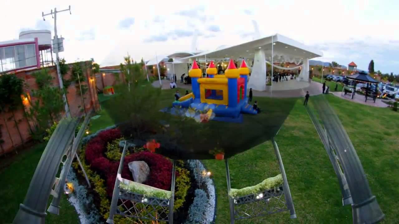 Sal n la lucerna aguascalientes youtube for Salon de jardin casa