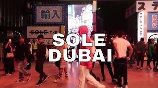 Sole Dubai brings Tokyo experience