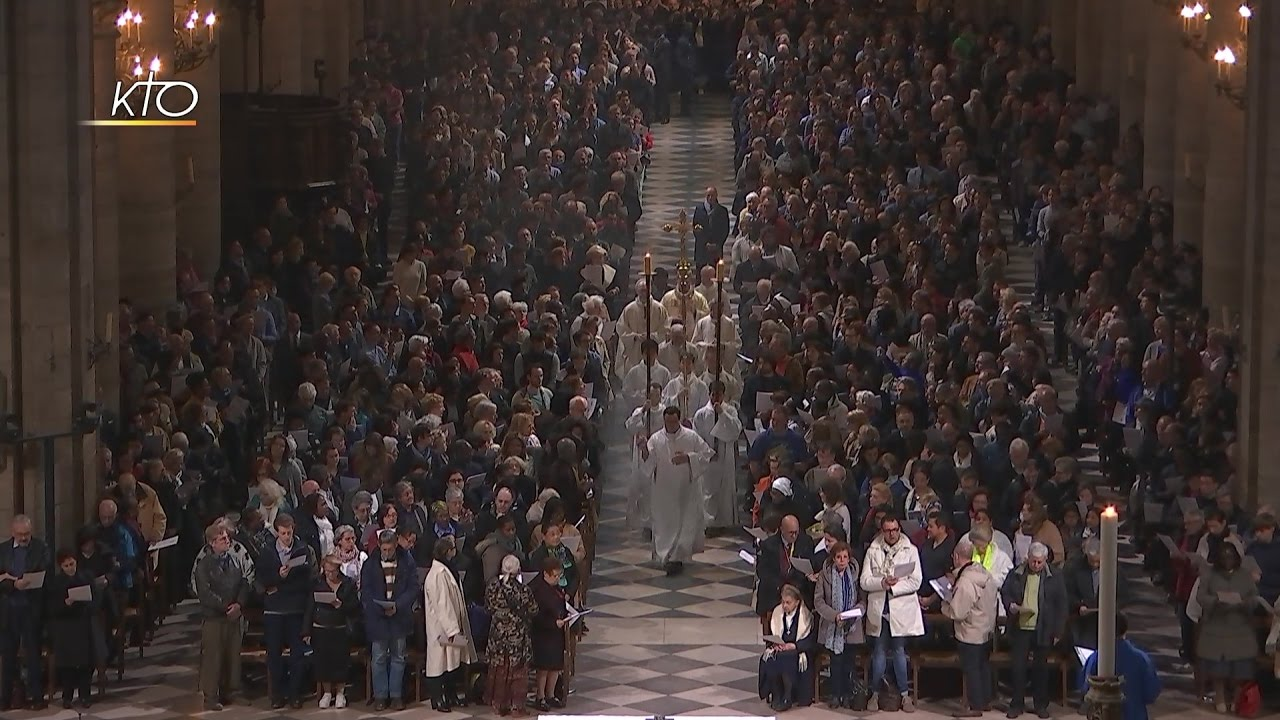messe noel 2018 paris Messe de la Résurrection 2017 à Notre Dame de Paris   YouTube messe noel 2018 paris
