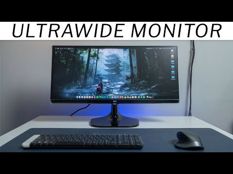 Budget Ultrawide Monitor | LG Ultrawide Monitor 25UM58 Review