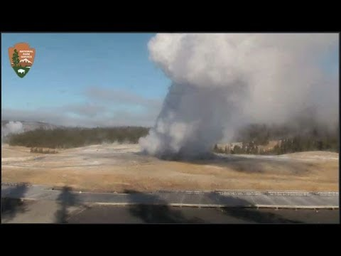 Live Cam 9 AM & What Scientist Were Testing@Yellowstone