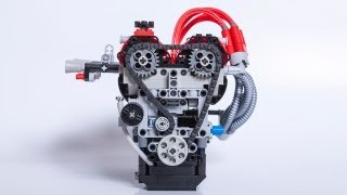 Lego 4AGE Engine by Solde