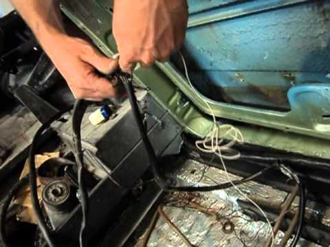 karmann ghia wiring harness part 3 youtube rh youtube com 1969 karmann ghia wiring harness 1969 karmann ghia wiring harness