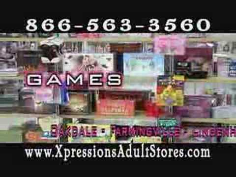 Xpressions Adult Store