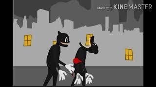 Cartoon cet VS cartoon dog рисуем мультфильмы 2