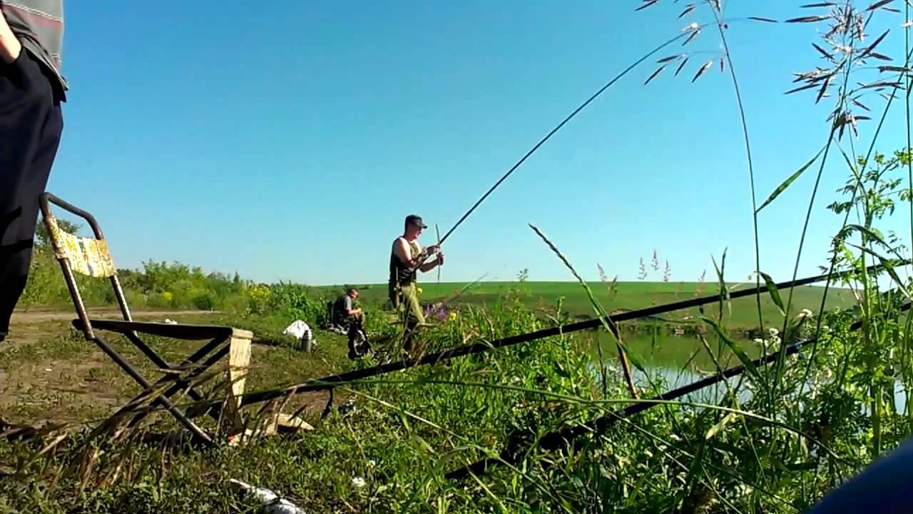 Рыбалка в селе Алтайское