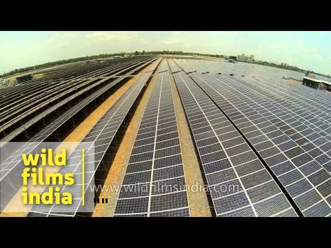 Sunny Bangchak - largest silicon PV power plant in South East Asia