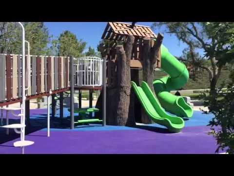 Pavion Park, Mission Viejo, California - Fun Toddler Kid Activity Orange County