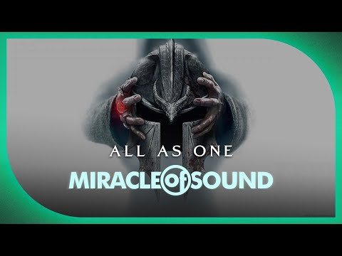 DRAGON AGE INQUISITION SONG  All As One  Miracle Of Sound