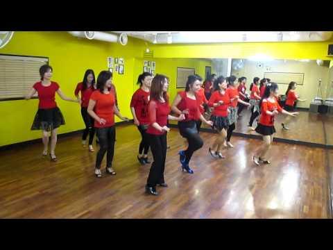 My Macho (by Roosamekto Mamek) - Line Dance