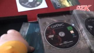 Unboxing von Gothic Complete collection