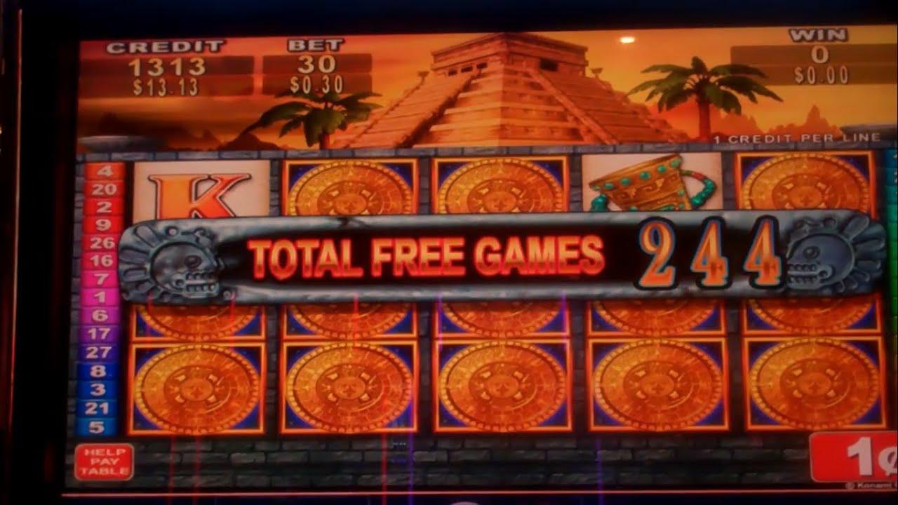 mayan chief video slots
