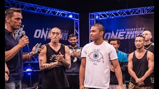 Filipino prospect Rockie Bactol, two others win $100k, ONE Championship contract