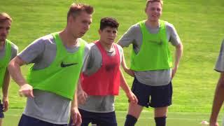 Men's Soccer First Week of Practice - MSU Denver