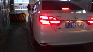 Тюнинг фонари Тойота Камри 55 2014 2015 2016 2017 светодиодные LED v55(Установленные тюнинг фонари на Тойота Камри 50 рестайлинг 2014-2017. Задние фонари для Toyota Camry v50 рестайлинг сдел..., 2015-08-12T12:10:07.000Z)