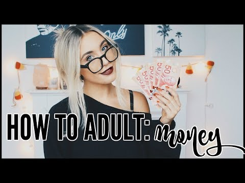 How To Budget & Save Money | ADULTING 101