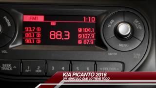 Carros D´Import presenta el  kia picanto 2016