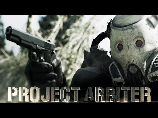 PROJECT ARBITER  (2014)  Short Film by Michael Chance