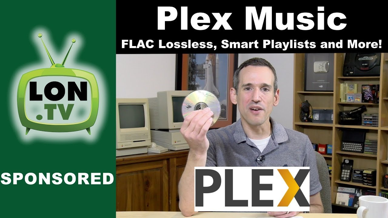 Music on Plex! How to Backup CDs to FLAC, Smart Playlists, and More!